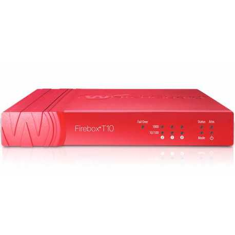 Firebox T10 with 1-yr Security Suite