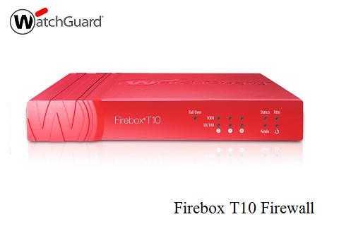 Firebox T10 Firewall