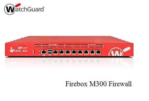 Firebox M300 Firewall